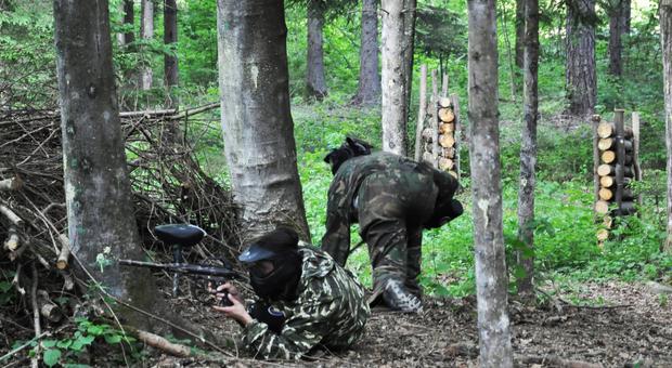 Le camouflage lors d'une partie de chasse ou d'airsoft
