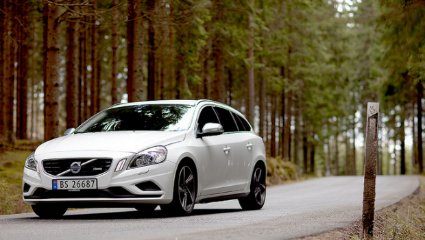 Volvo V60 Cross Country : une aventurière !