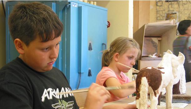 Activités créatives : comment stimuler l'imagination de son enfant ?
