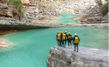 Canyoning au Maroc : découvrez les sites privilégiés qu'offre le pays