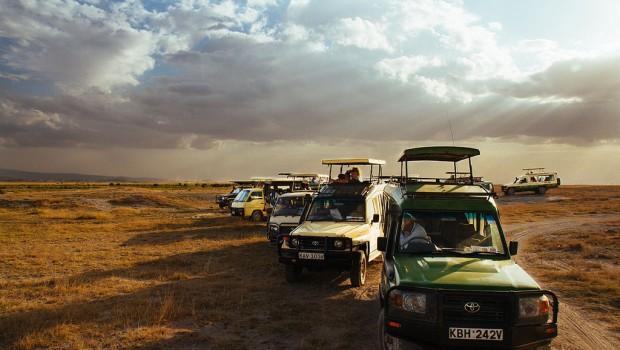 Visiter l'exceptionnel parc national d'Amboseli lors d'un séjour au Kenya