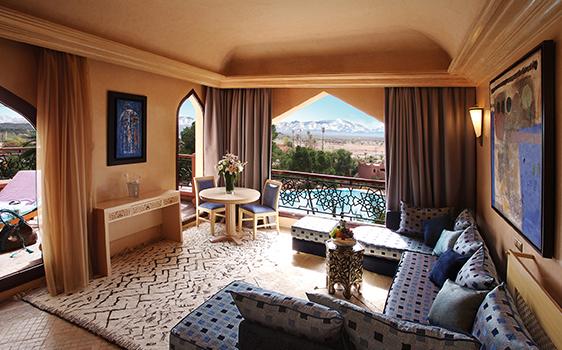 Séjourner dans un somptueux palace à Marrakech