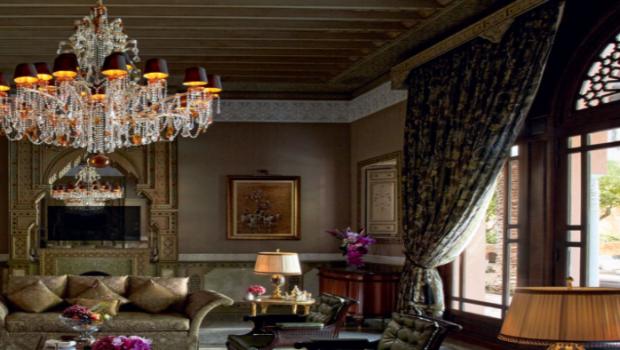 Choisir un hôtel de luxe à Marrakech